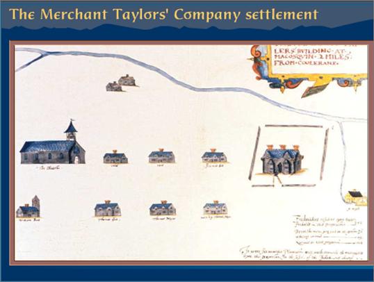 Taylors Map